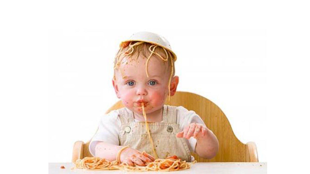 La alimentaci n de tu beb de 6 a 9 meses exclusivas del for Silla bebe 6 meses