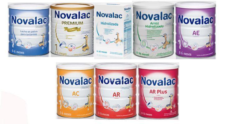 imagen leche de fórmula novalac