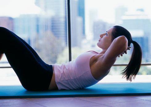 ejercicios Abdominales-en-el-postparto