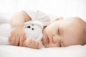 Nanas-como dormir a un bebé
