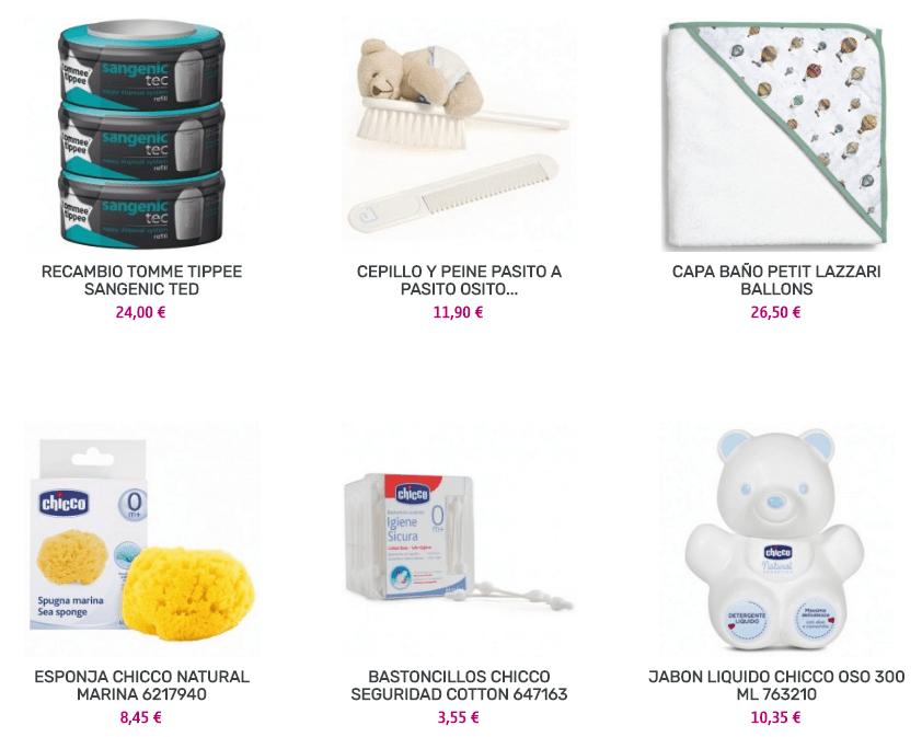 accesorios de baño para bebésaccesorios de baño para bebés