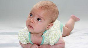 crecimiento bebe de 3 meses