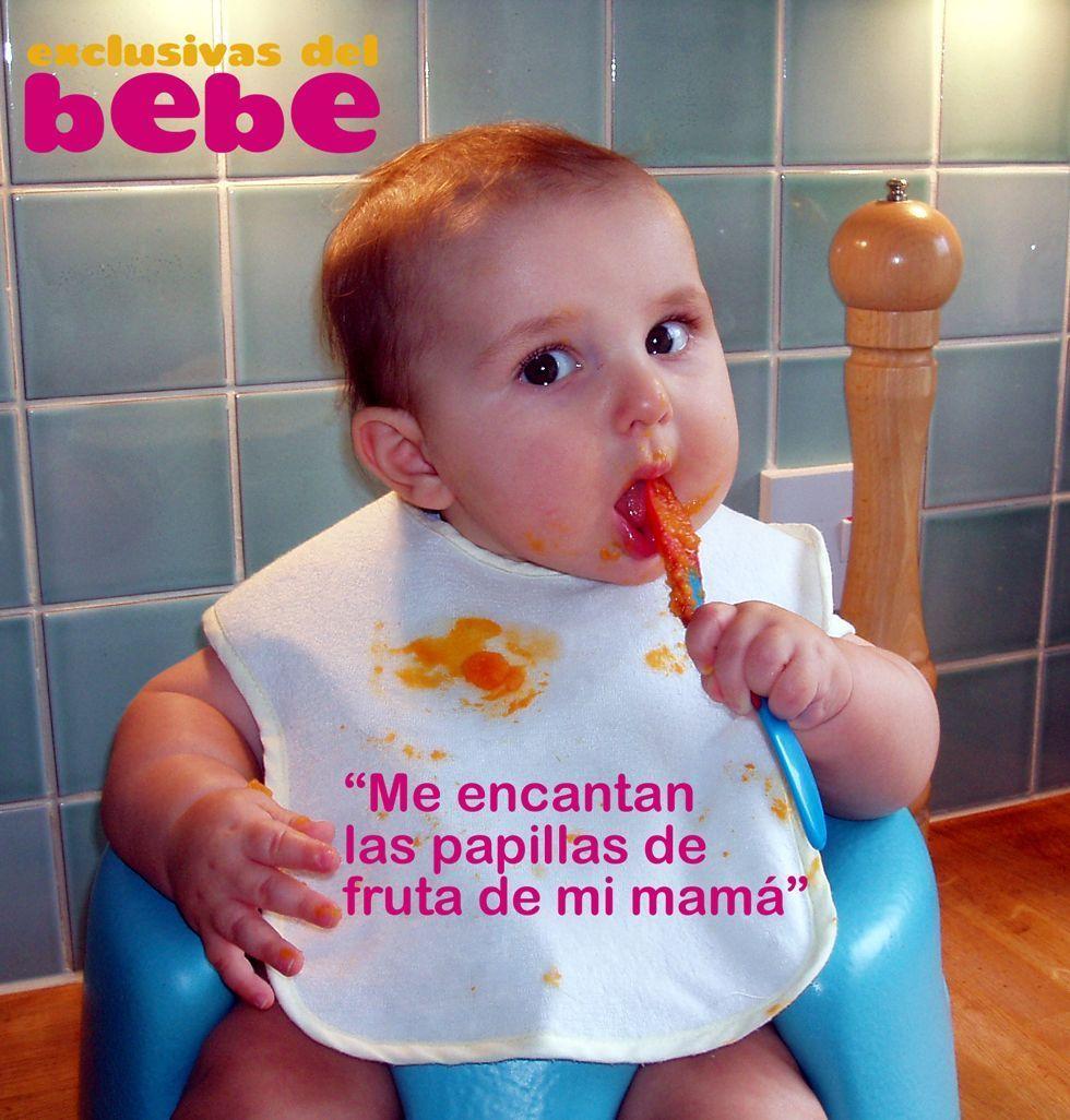Alimentacion bebes exclusivas - Alimentacion bebe 6 meses ...
