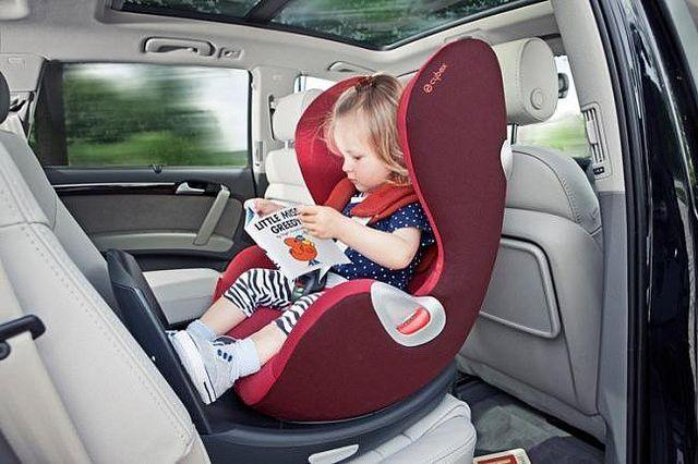 consejos sobre sillas de coche para bebés