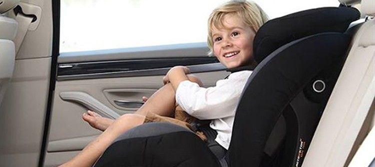 La importancia de la silla de auto
