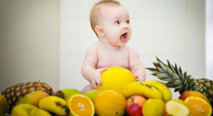 alimentación para bebes