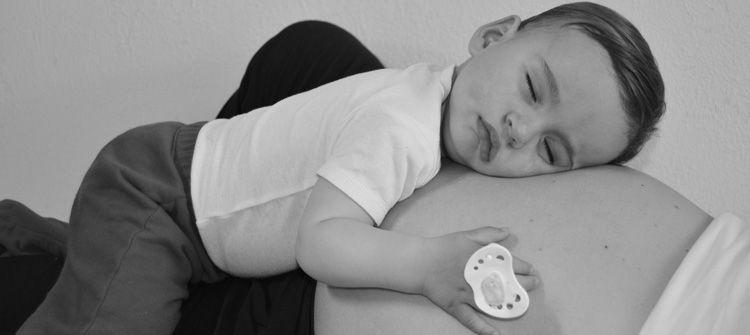 Cómo dormir en el tercer trimestre del embarazo