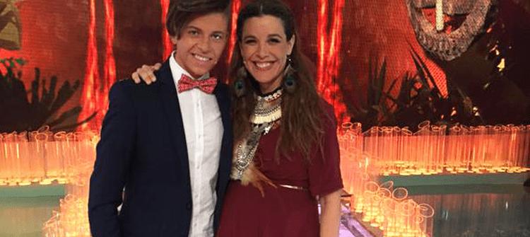 Raquel sanchez silva madre a los 40