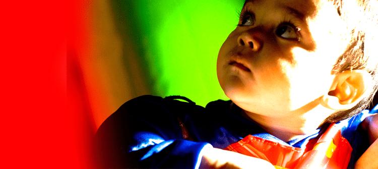 los bebes son super héroes