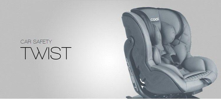 silla de coche para bebé be cool Twist