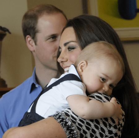 Charlotte Kate Middleton Prince Guillermo
