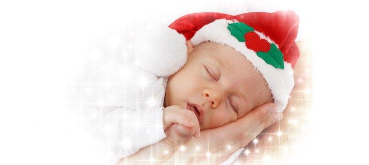 Celebramos la primera navidad de tu bebé