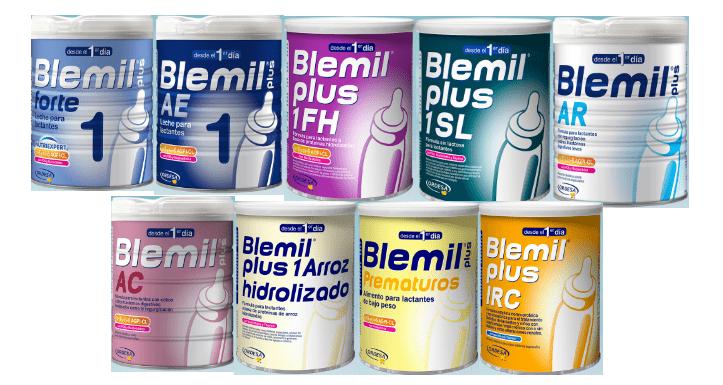 imagen leche de fórmula blemil