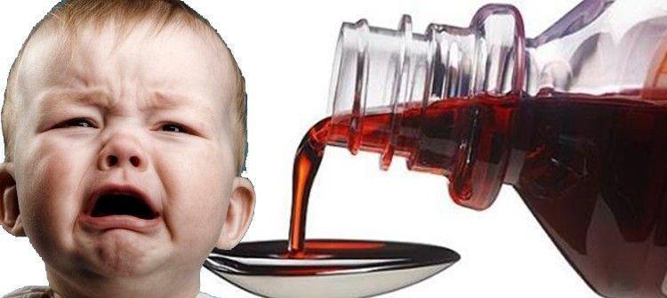 curar el resfriado del bebé