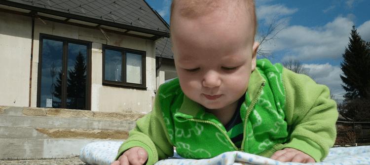 viajar con bebés en Semana Santa