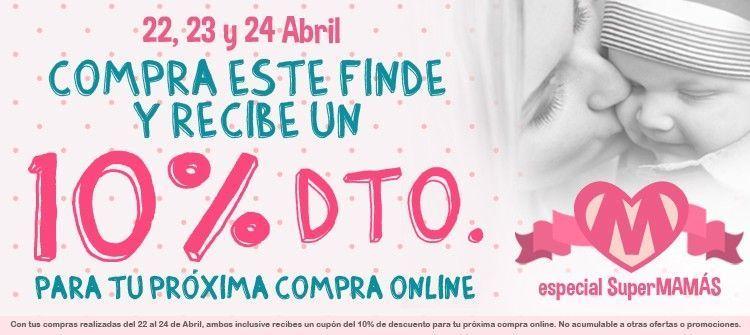 campaña descuento día de la madre