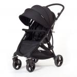 oferta silla paseo baby monster negra