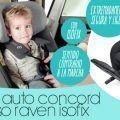 silla auto concord reverse