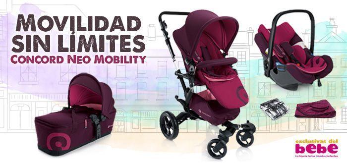 comprar concord neo mobility