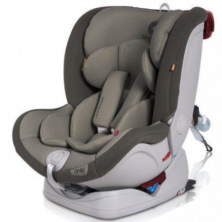 Silla auto apramo one morecambe gris 0 1 2 3 exclusivas for Silla coche 0 1 2 3
