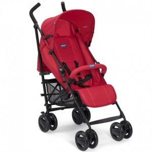 silla Chicco London red