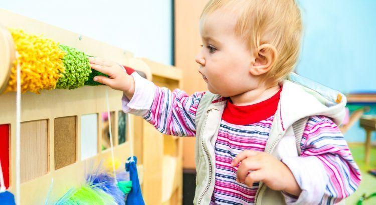método montessori en casa. sistema de enseñanza para niños