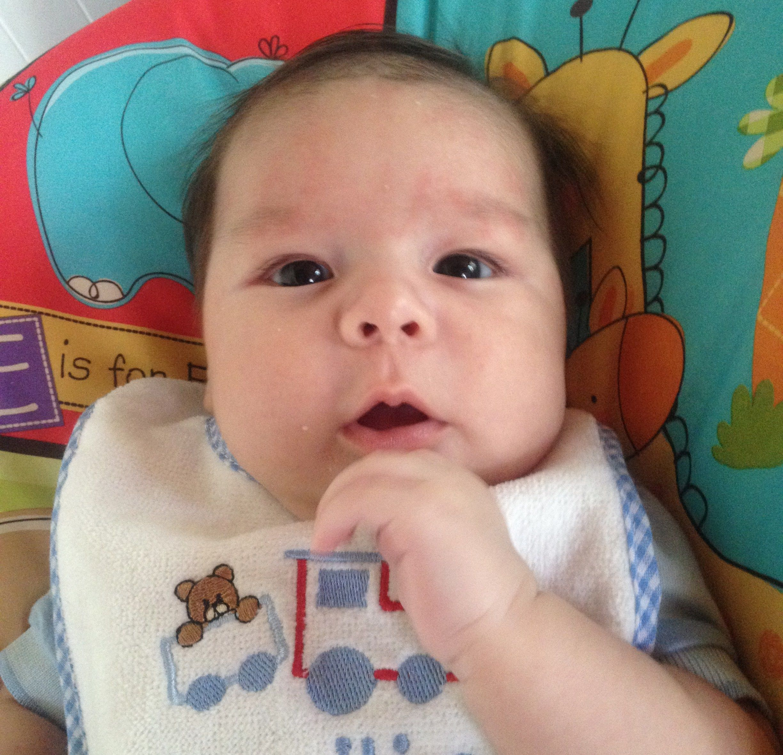 Comida bebe de 2 meses exclusivas - Tos bebe 2 meses ...