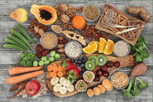 alimetos nutritivos para el embarazo