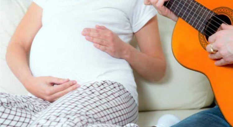 musicaterapia para embarazadas
