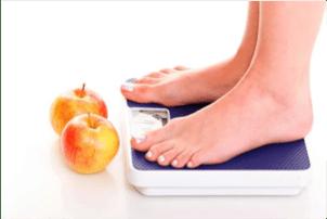 peso saludable para quedar embarazada